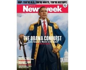 obama conquest